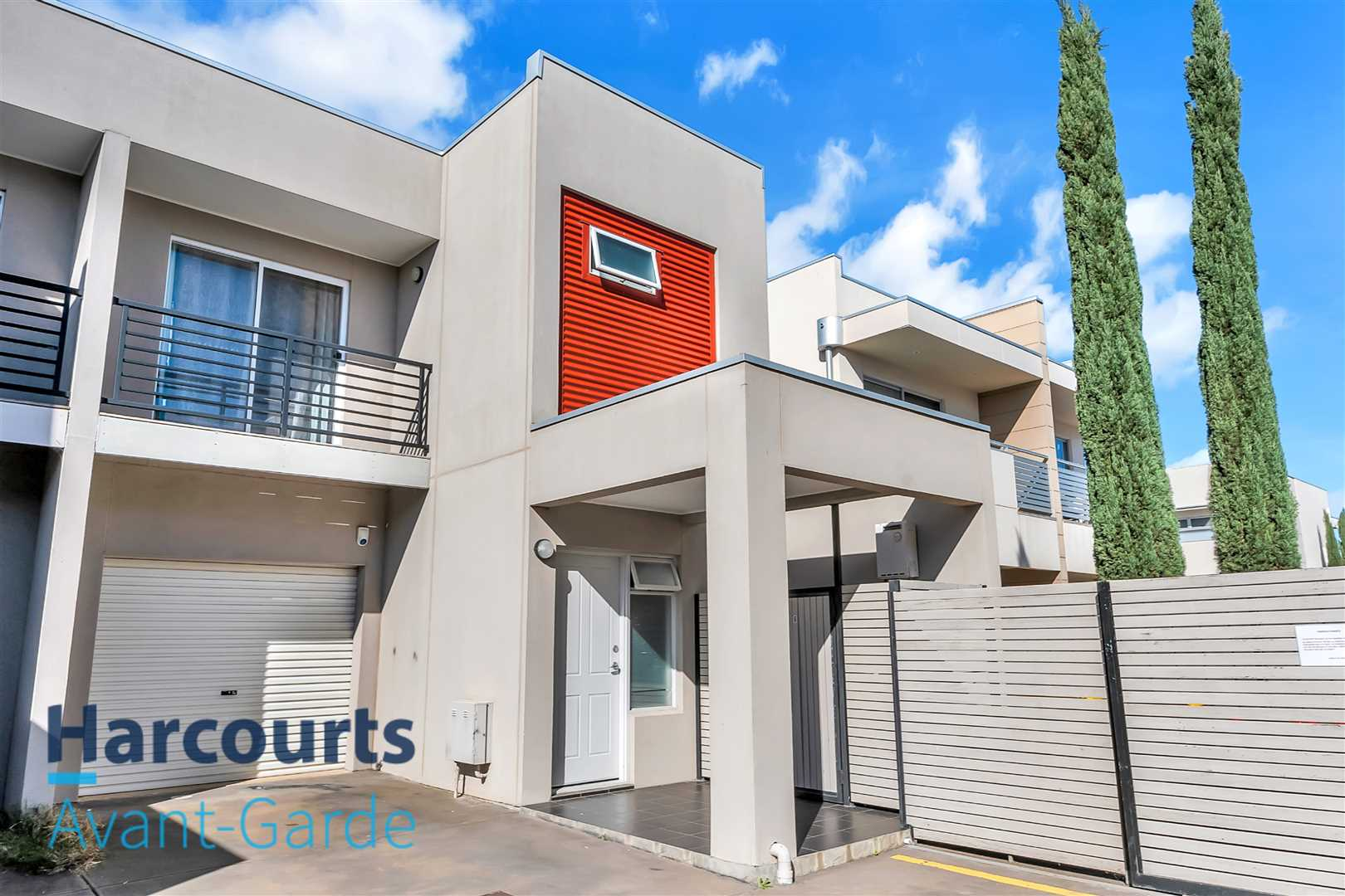Townhouse Living in Central Mawson Lakes