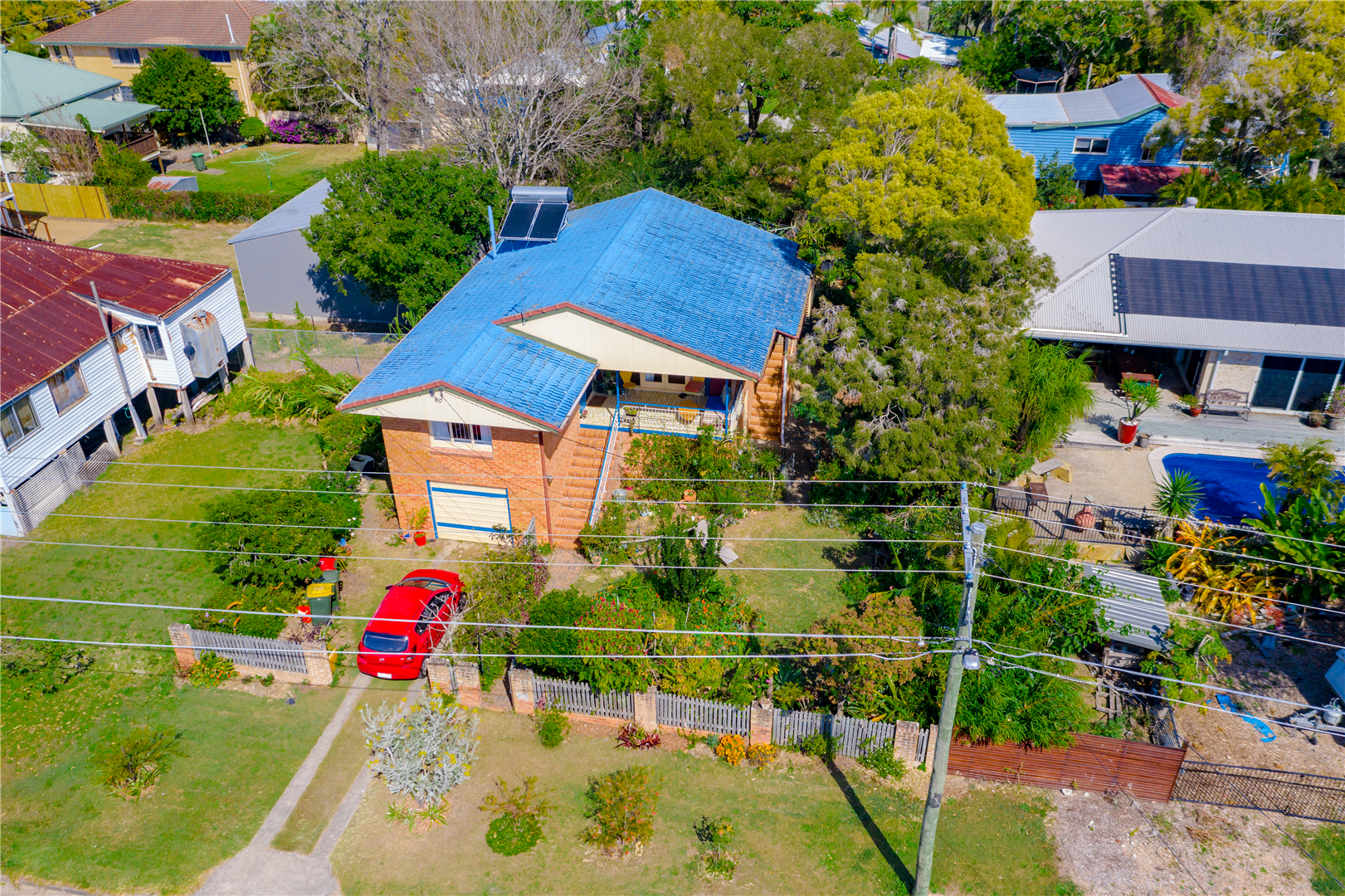 607m2 Block only moments' walk to Cabbage Tree Creek!
