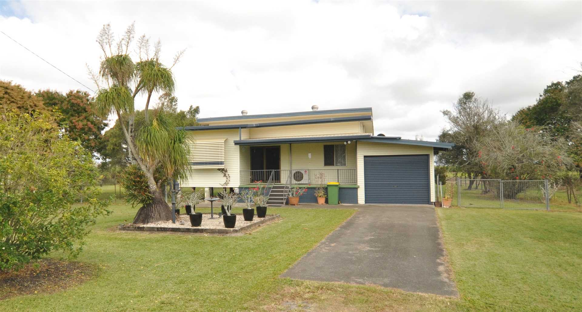 Neat Family Home on Acreage - Quiet Road Close to Town