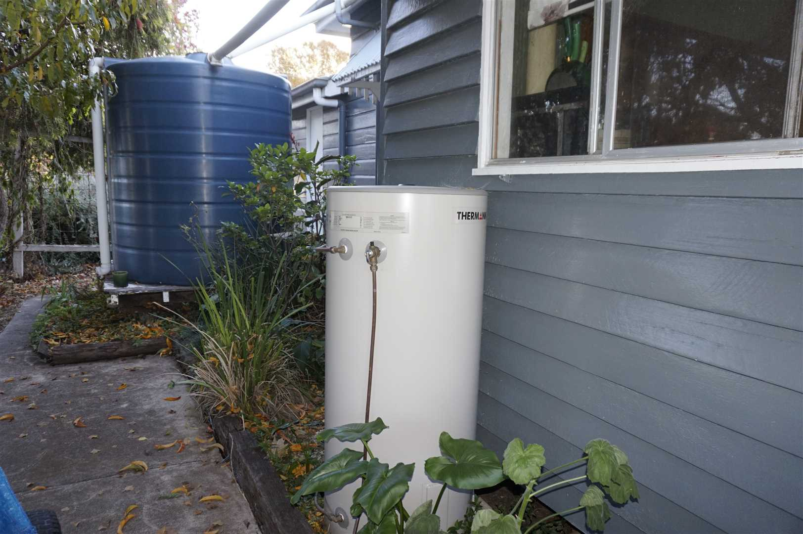 Hot Water and Tank