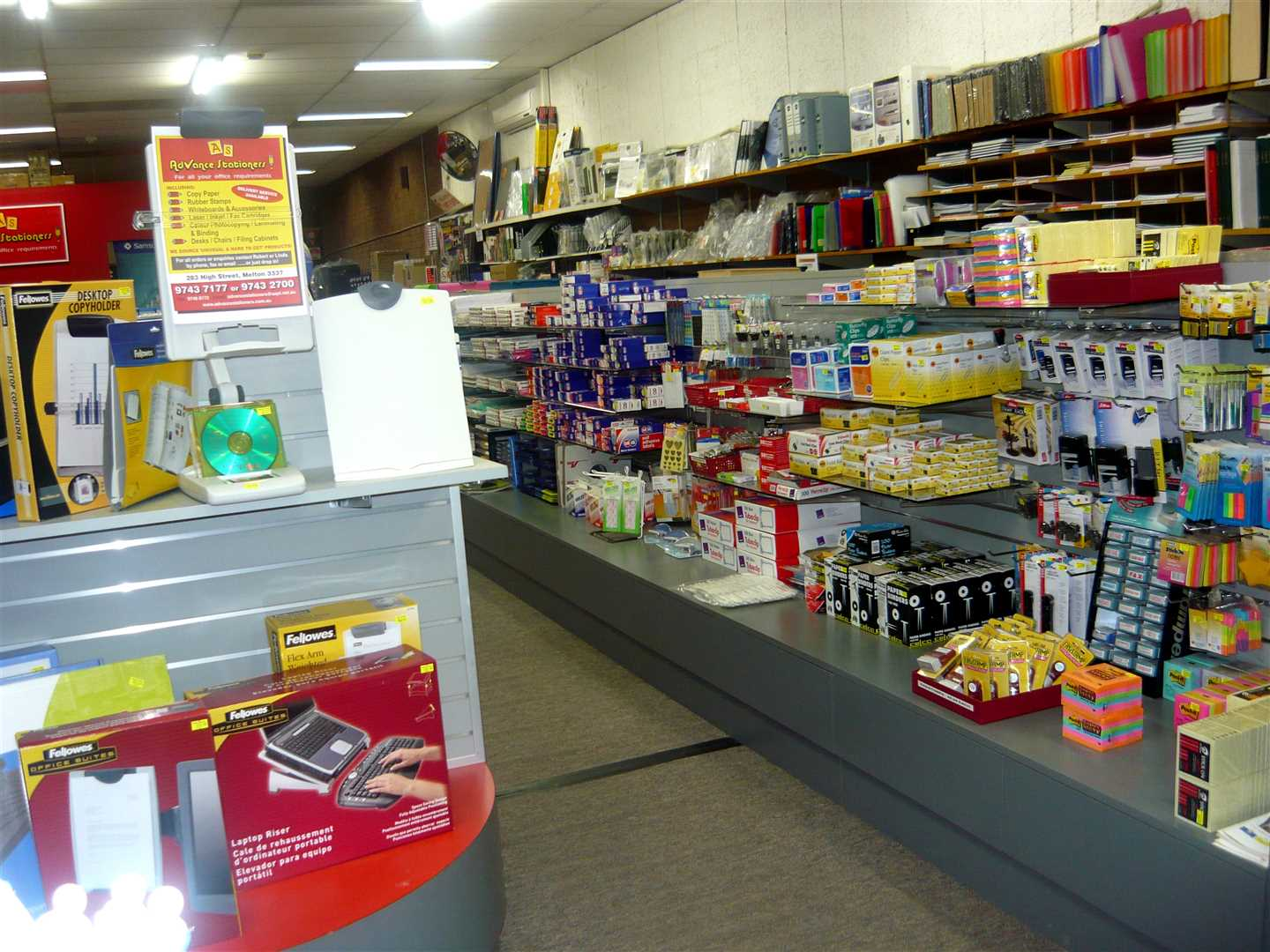 Business for Sale - Advance Stationers, Melton