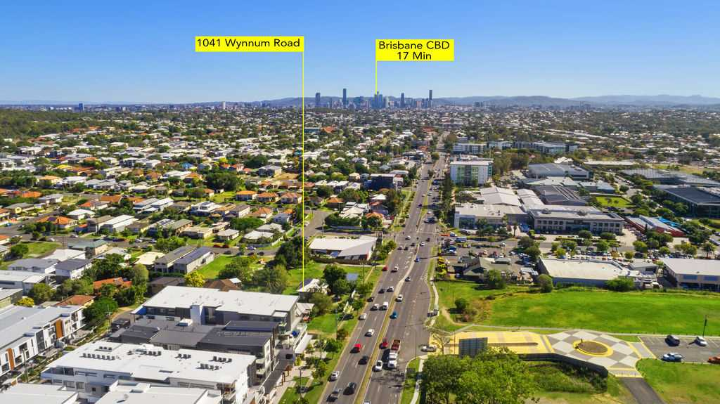 Boutique Development Site approximately 5km East of Brisbane