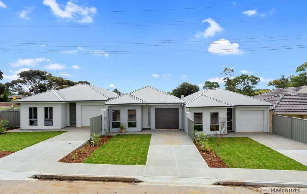 Choice Of 3 Brand New Homes
