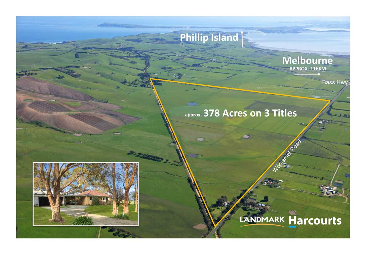 378 Acres of Pristine Grazing or Cropping Land