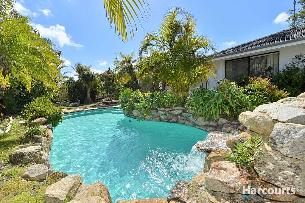 Oasis garden pool in sought after location