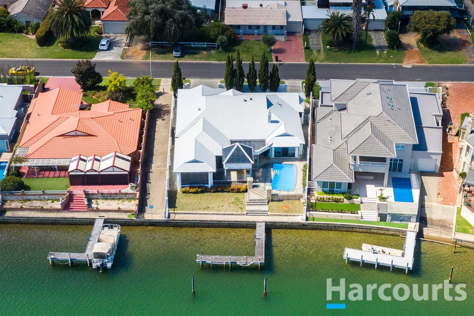 Golden opportunity to start your amazing Port Mandurah canal