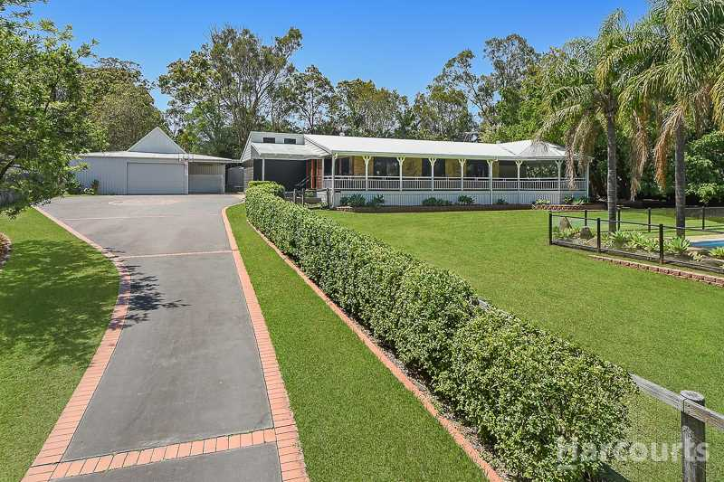 2 Acres * Designer Home * Pool * Shed * Burpengary East