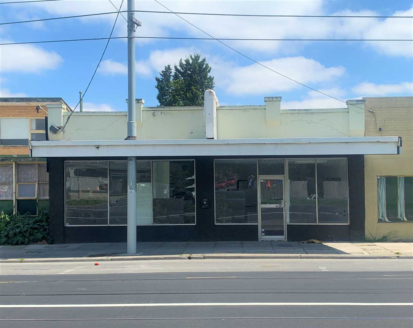 Prime Frontage On Plenty Road