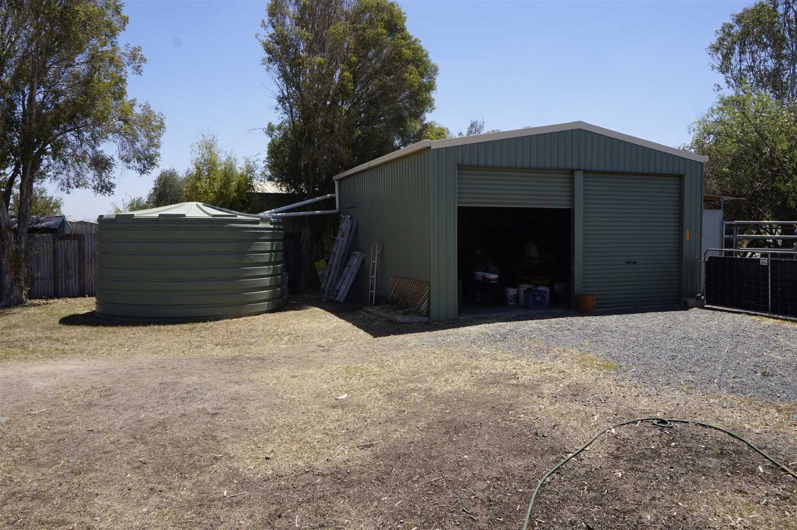 2 Bay Shed