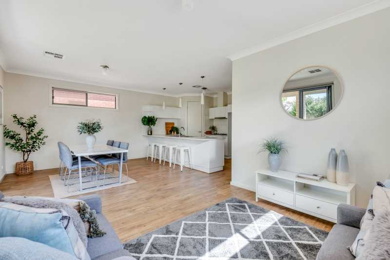 Modern design with loads of extras