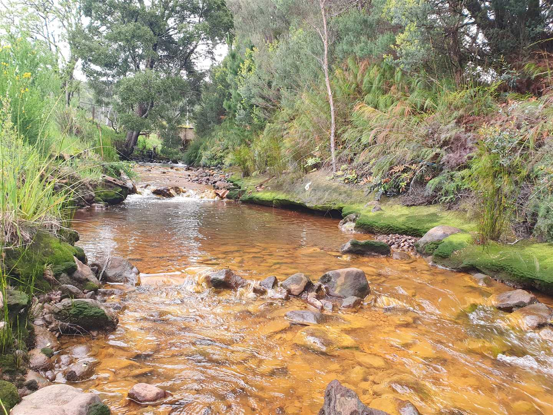 Linda Creek