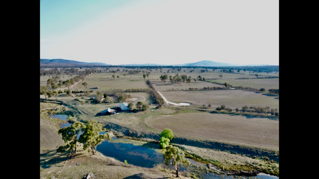 Looking for a small farm with River frontage?