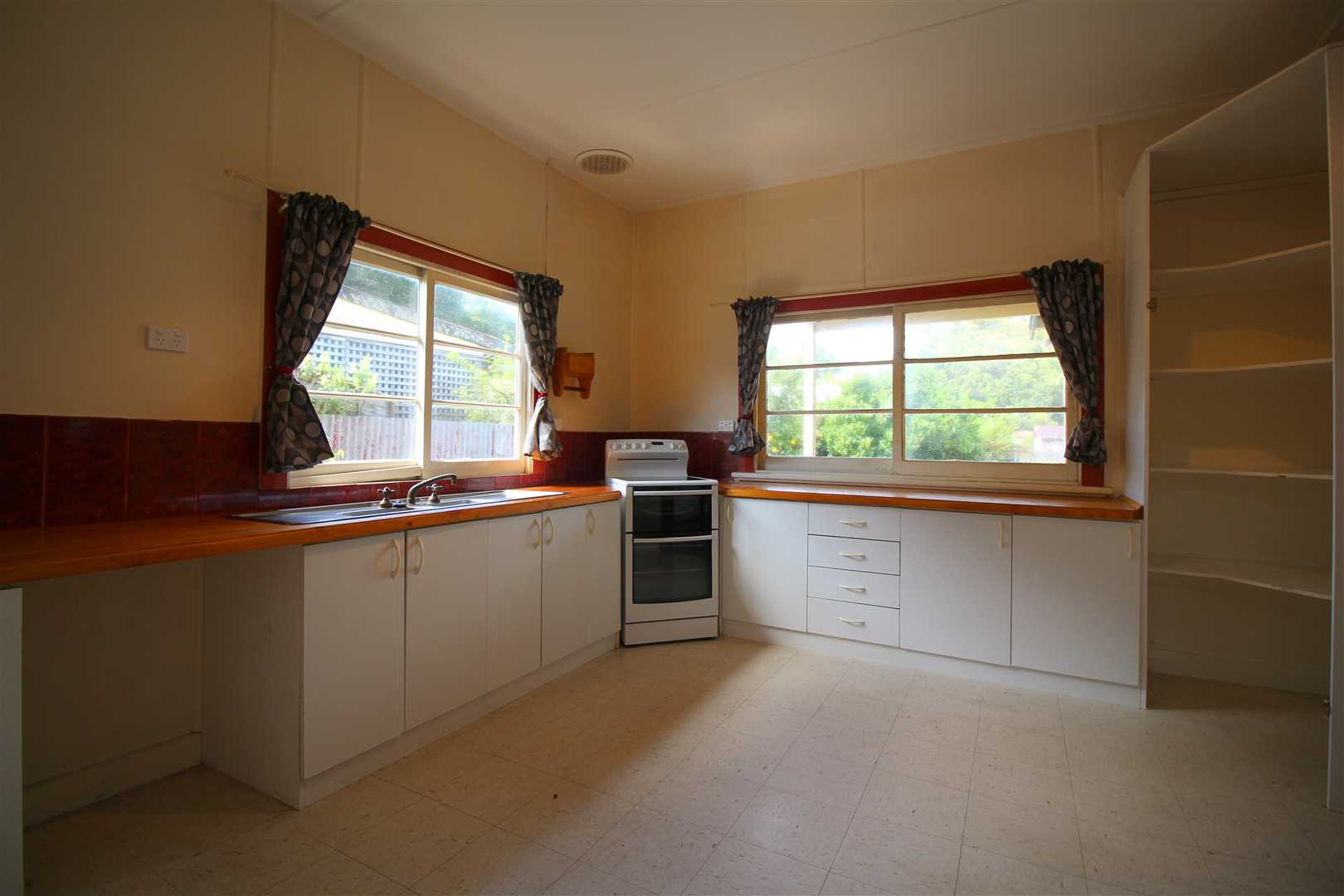 Open Plan Living/Dining/Kitchen Are