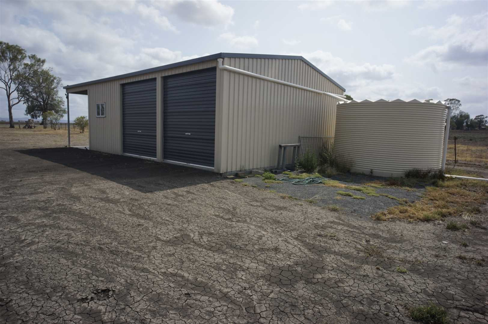 New Shed 9m x 7. 6m + 3m Skillion Ready for a New Home