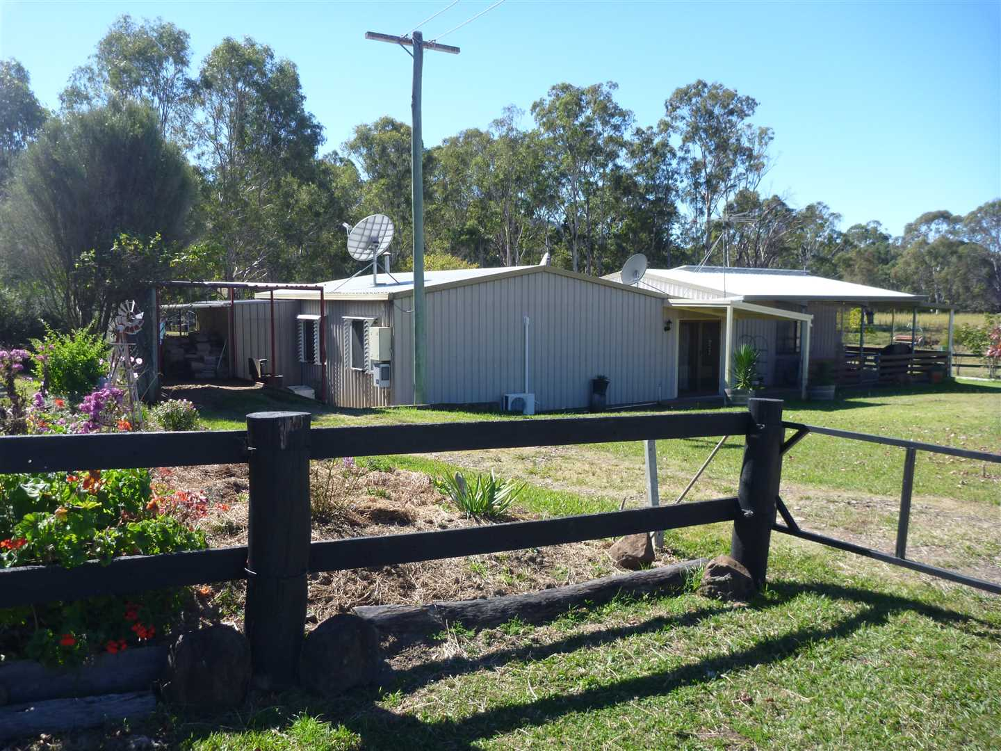 Retire to The Country -7.09 Hectares with Creek Frontage