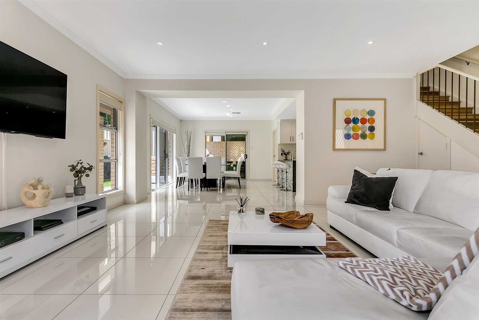 Beautiful Sunlit Home in Prized Central Location