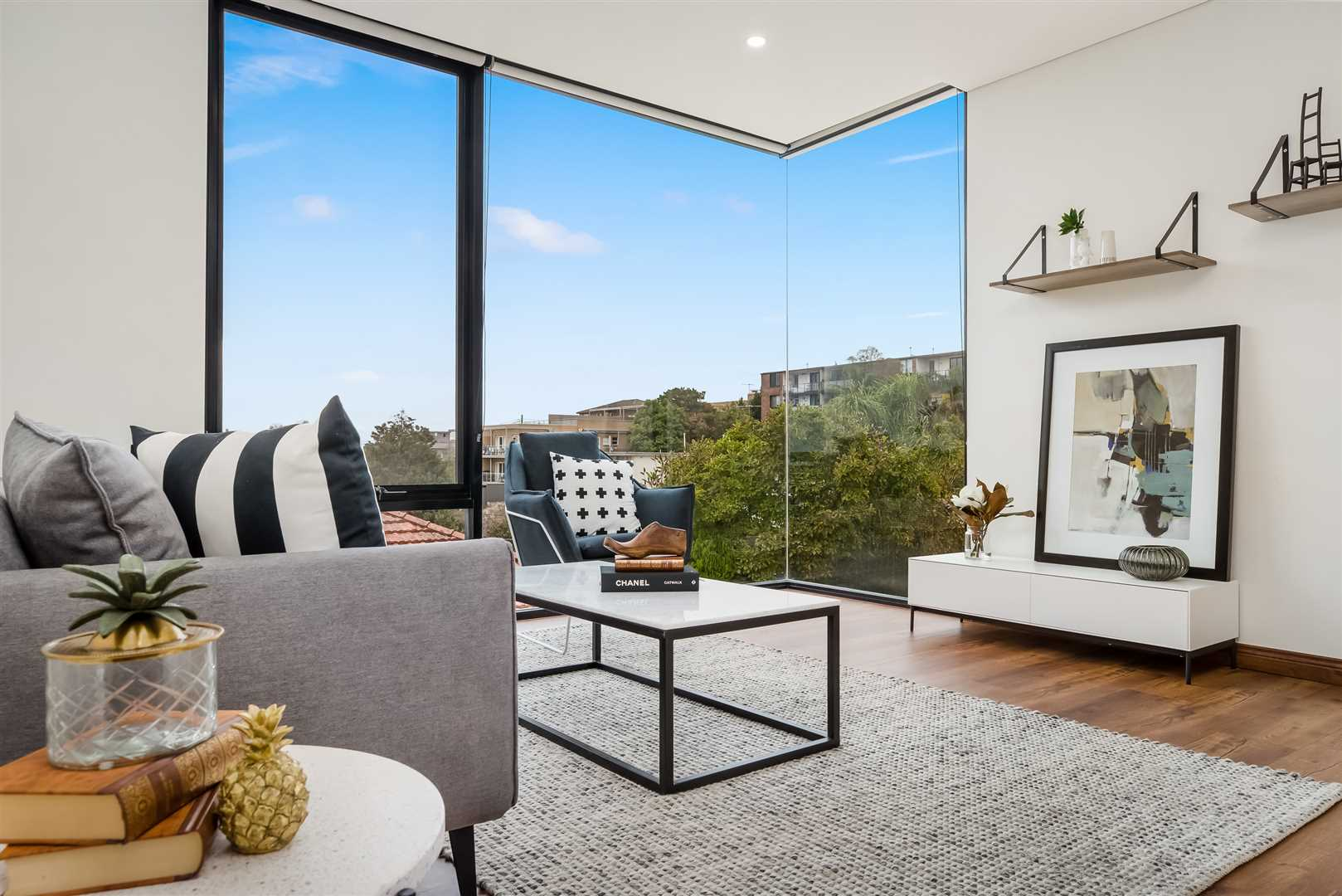 Premium Executive Style Living In A Boutique Setting