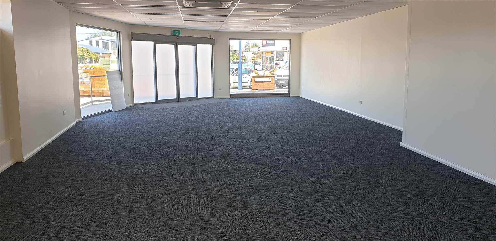 Prominent Space in Shearwater