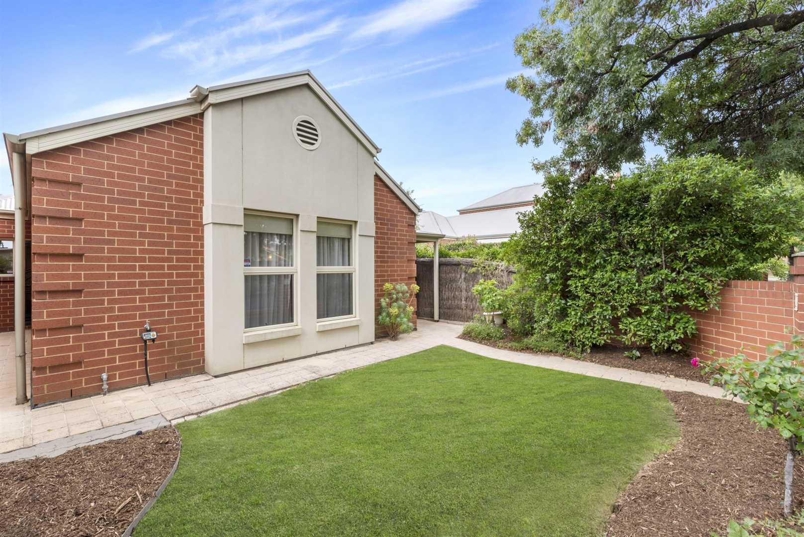 Immaculately presented courtyard home for easy living