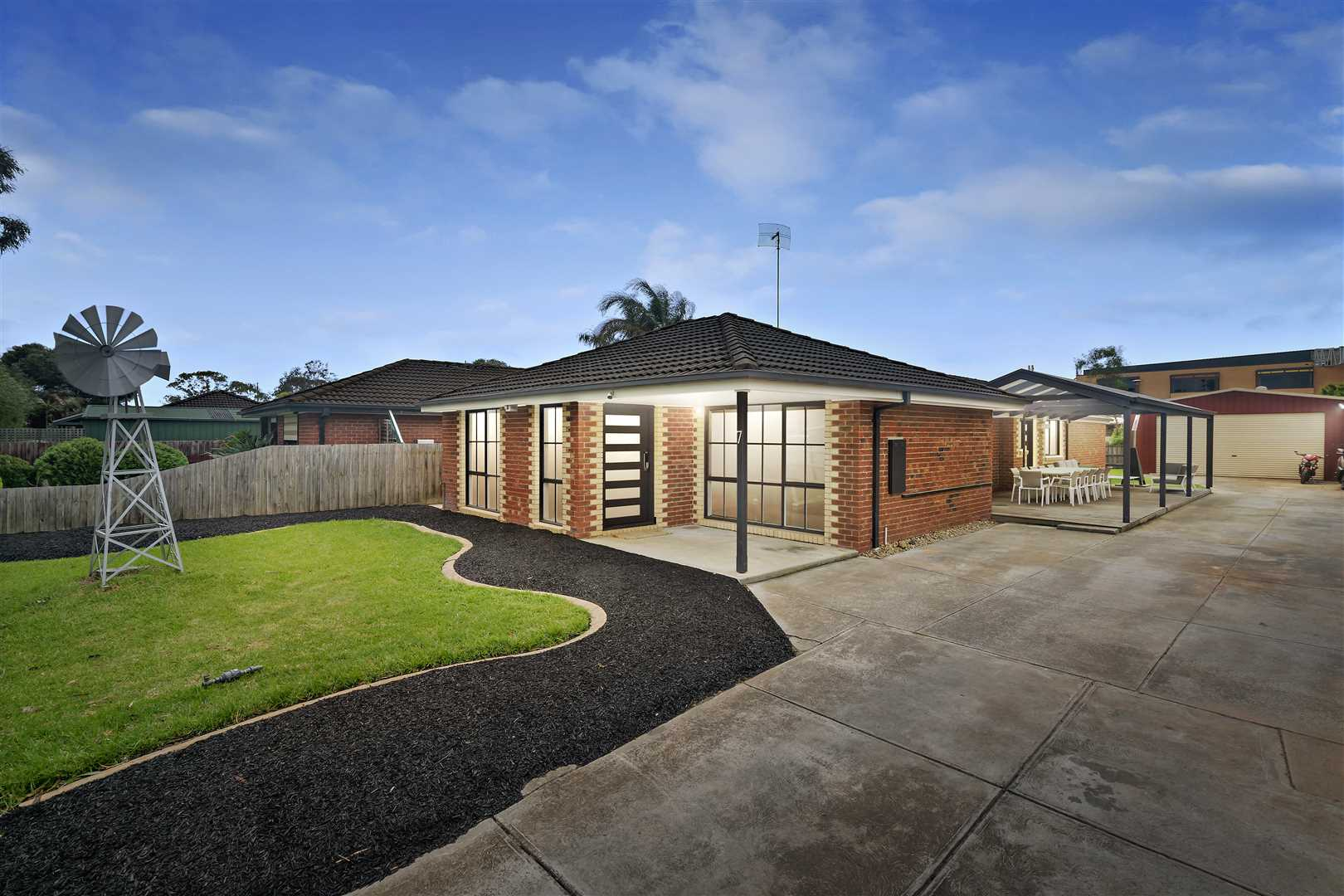 Fully Renovated Family Home with the lot