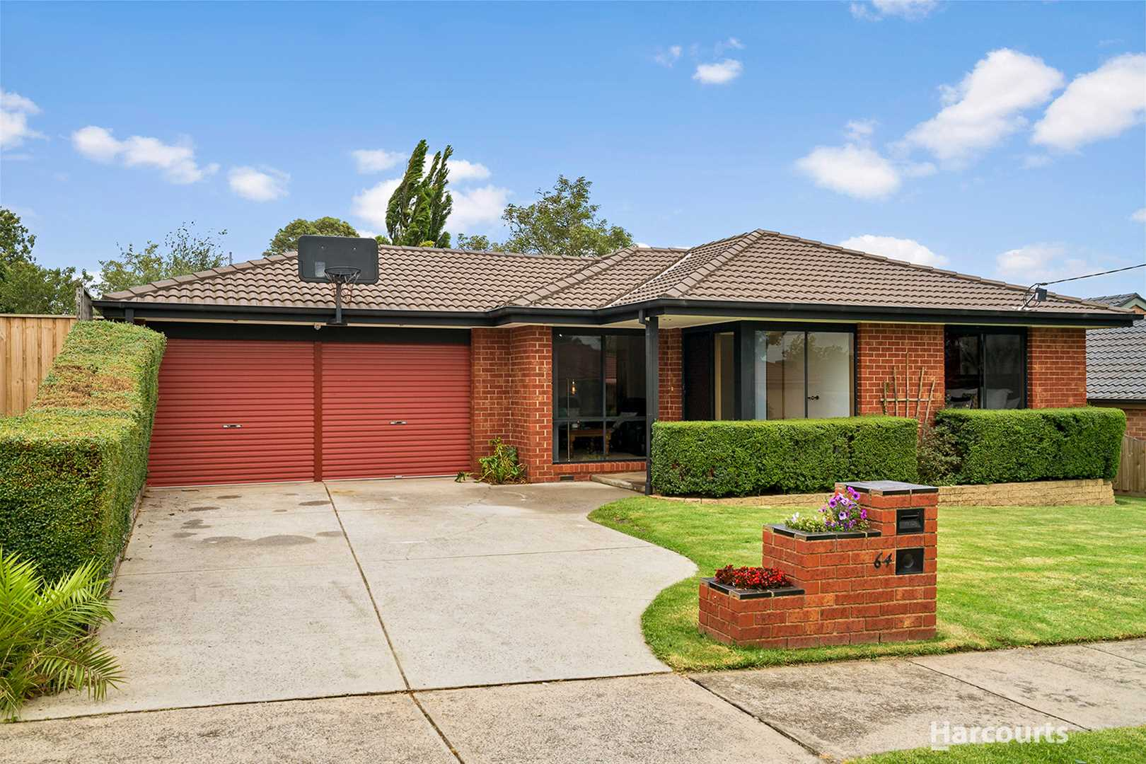 Spacious 4 Bedroom Home with Double Garage is move in ready