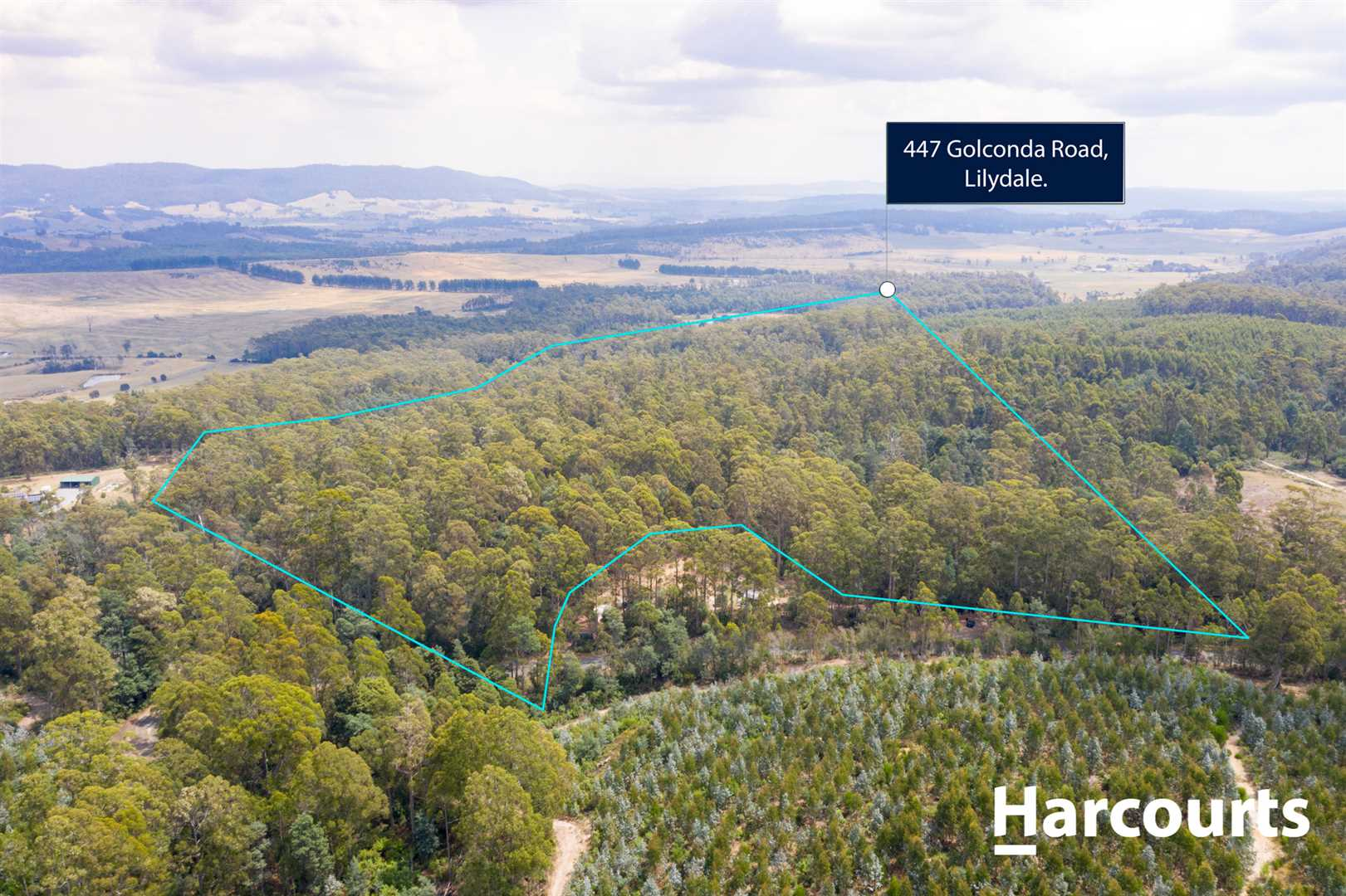 Lifestyle/Recreation/Forestry Property on 38.1Ha