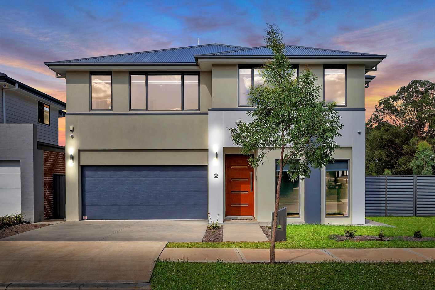 Sleek, Chic, Contemporary - Must Be Sold!