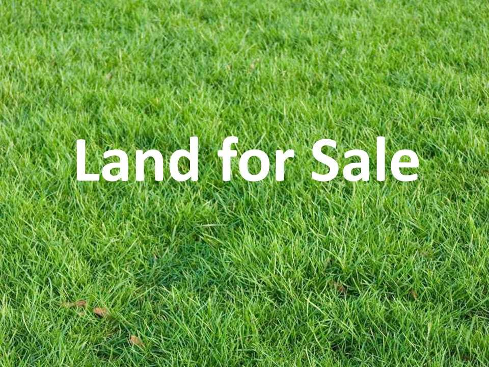 Titled Land For Sale!